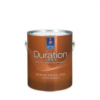Duration Home Matte, матовая моющаяся интерьерная краска, кварта (0,95л) Sherwin-Williams