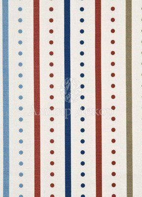 ткань в полоску из Англии PP50344/4 Baker Lifestyle