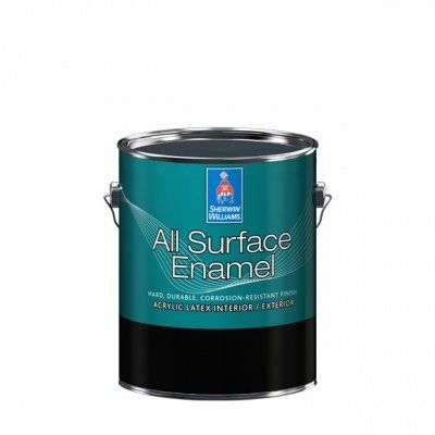 Эмаль для металла и дерева All Surface Enamel Gloss кварта (0,95л) Sherwin-Williams