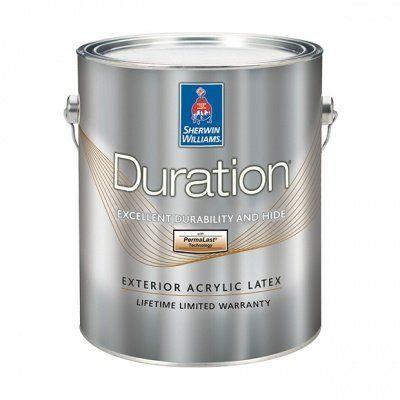 Фасадная краска Duration Exterior Flat 3,8л Sherwin-Williams