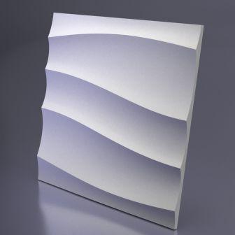 5033 3D Дизайнерская панель Smoke-2 ARTPOLE