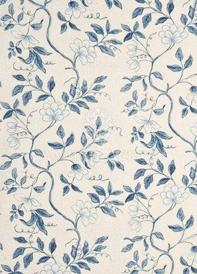 ткань с цветами из Англии PP50345/4 Baker Lifestyle