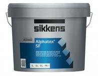 Глубокоматовая краска для стен и потолков Alphatex SF Sikkens
