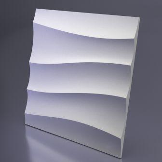 5032 3D Дизайнерская панель Smoke-1 ARTPOLE