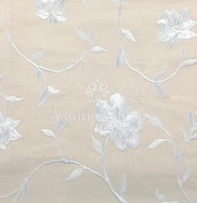 Английская ткань с цветами Bellavee Sand Voyage Decoration