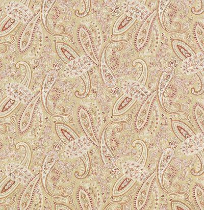 натуральная ткань с принтом пейсли 42432/185 Duralee