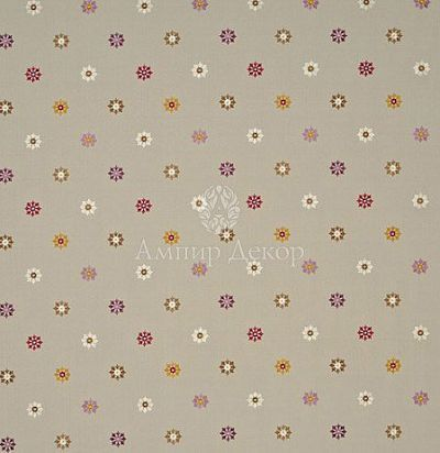 Ткань с мелким рисунком круги DOPNCA-304 Sanderson