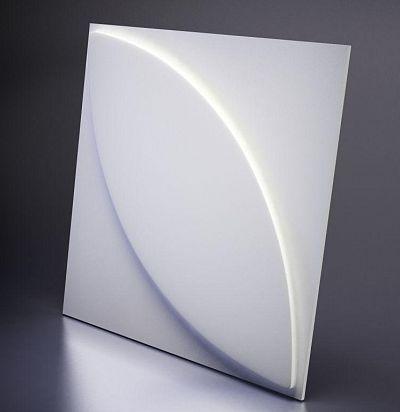 M-0021 3D  Plant Дизайнерская панель ARTPOLE