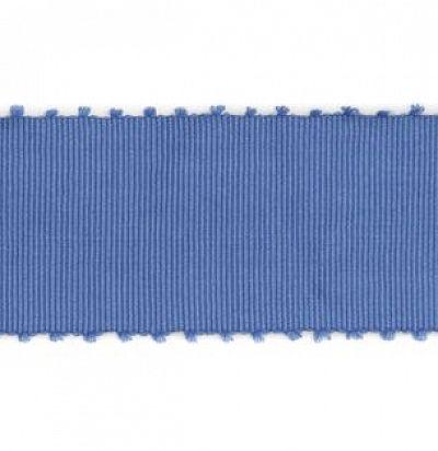 PT85021-5 Samba Braid Blue  Жаккард из Англии GP&JBaker