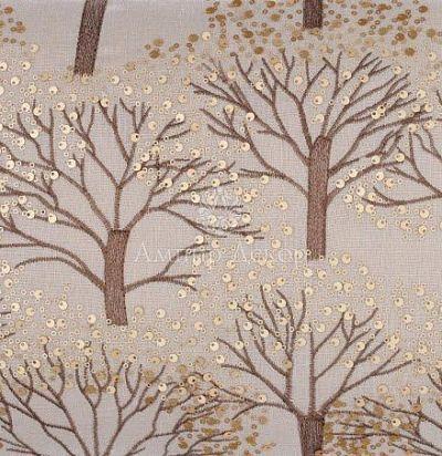Ткань с пайетками Arionne Gold Voyage Decoration