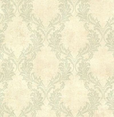 обои с зеленым узором CD002062 Chelsea Decor Wallpapers