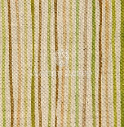 портьерная английская ткань Elm Linen/Green Voyage Decoration