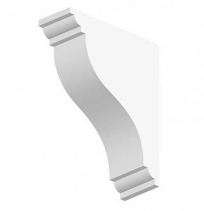 Кронштейн из полиуретана для фасадного декора TF04 ORAC DECOR
