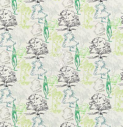 Английские ткани деревья 221284 Sanderson