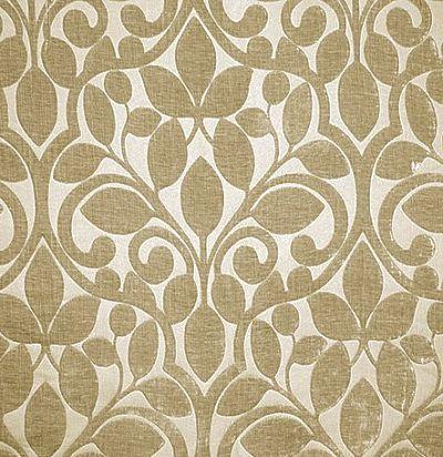английская бархатная ткань Ishfahan Maple Voyage Decoration