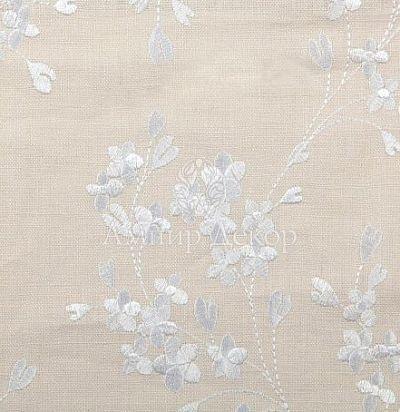 Английская ткань с цветами Dalmine Stone Voyage Decoration