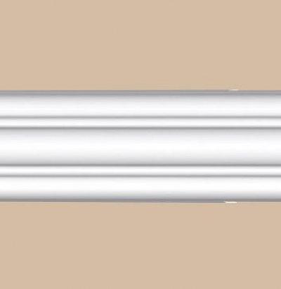 Лепнина из полиуретана DP 332/55 FLEXIBLE Decomaster