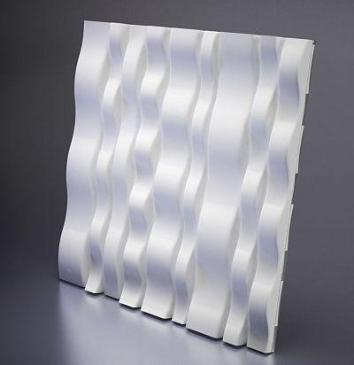 M-0006 3D  Matrix Дизайнерская панель из гипса ARTPOLE