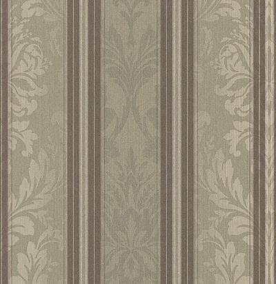 обои серо-коричневые 079226 Rasch Textil
