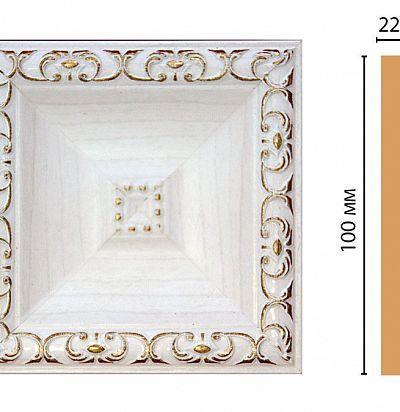 Цветная лепнина D207-118 Decomaster