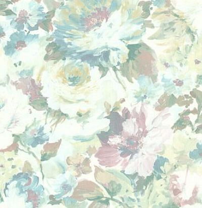 обои с цветочным дизайном CD003118 Chelsea Decor Wallpapers