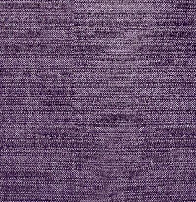 Портьерная ткань без узора Varanasi Aubergine Voyage Decoration