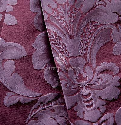 Жаккард шелк ткань с классическим рисунком SA5000-19633 Ampir Decor