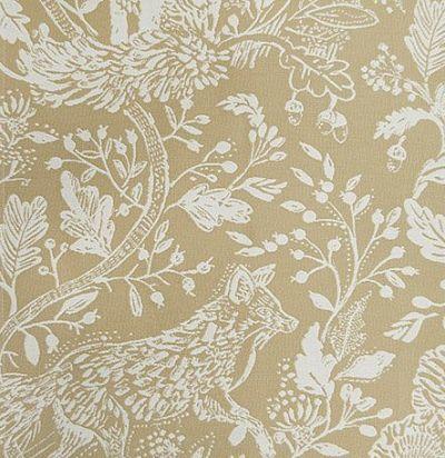 ткань из англии светлого оттенка Cademuir Corn Voyage Decoration