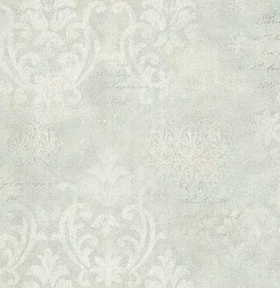 обои бледно-зеленые CD002507 Chelsea Decor Wallpapers