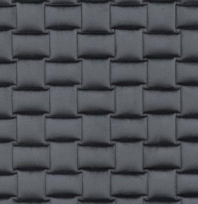 Стеганые обои  кротового меха дизайн Плетеный 20-018-112-00