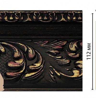 Цветной багет из полиуретана S16-966/4 Decomaster