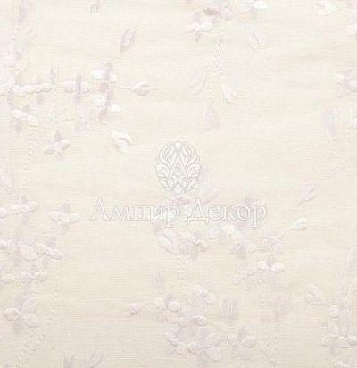 Английская ткань с цветами Dalmine Ecru Voyage Decoration