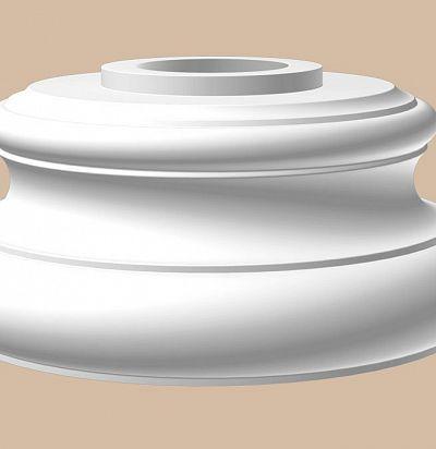 Лепнина из полиуретана 90018-4/1 Decomaster