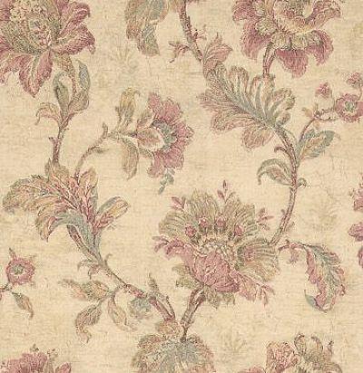 обои с растительным узором CD002501 Chelsea Decor Wallpapers