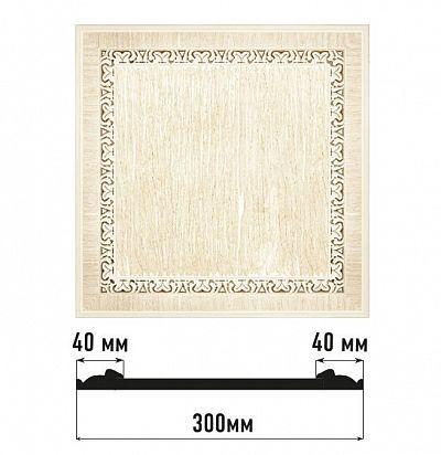 Лепнина из полиуретана D30-6 Decomaster