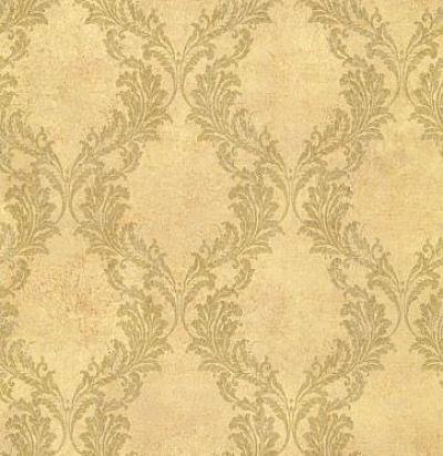 обои классические золотые CD002061 Chelsea Decor Wallpapers
