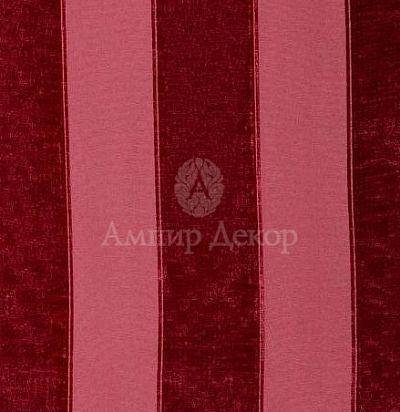 английская ткань в полоску Araya Pink Voyage Decoration