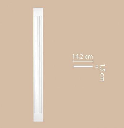 Лепнина из полиуретана **DK-82210//18 Decomaster