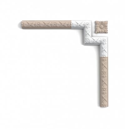 Угловой декор из полиуретана P21 ORAC DECOR