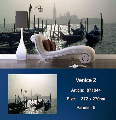 Обои KT Exclusive Metropolis 871044 Venice 2 KT Exclusive