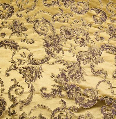 жаккардовая ткань из шелка с узором S5509-31273 Ampir Decor