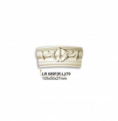 LR 689F(RL)/70 Розетка Декоративный элемент Зерн