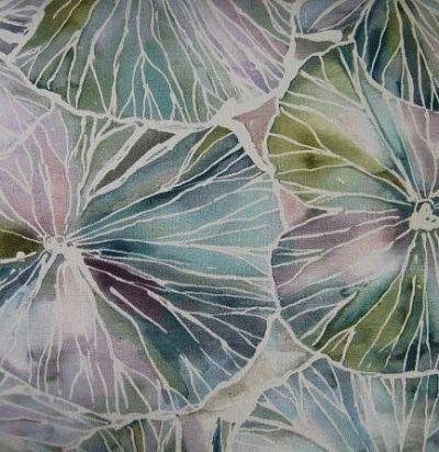 Английская ткань Nelumbo Opal Voyage Decoration