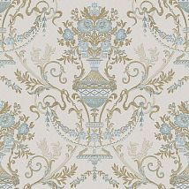 Фото: Обои Epoca Wallcoverings Esther KT9272/901- Ампир Декор