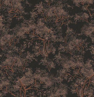 обои с коричневыми деревьями KWA502 Khroma Zoom