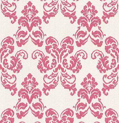 обои текстильные с дамасками 072135 Rasch Textil