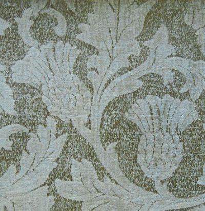 ткань для портьер из англии Glencoe Olive Voyage Decoration