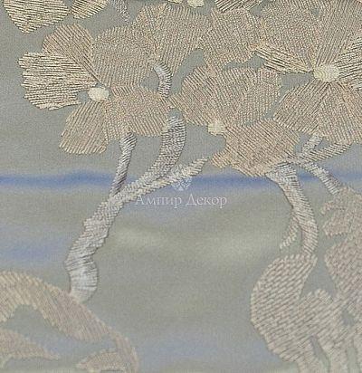 Портьерная ткань с вышивкой 6950-35 Volland