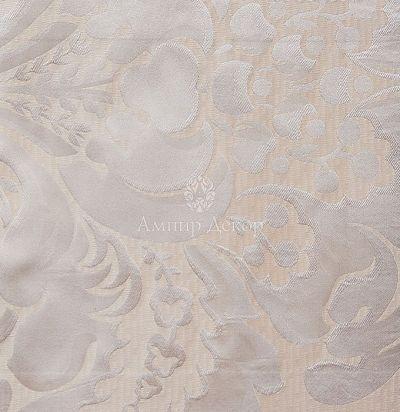 Жаккард шелк ткань с классическим рисунком SA5000-19629 Ampir Decor