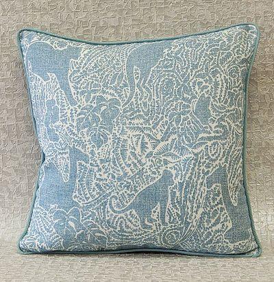 подушка декоративная с принтом обезьяны Sanbona ZimmerRohde